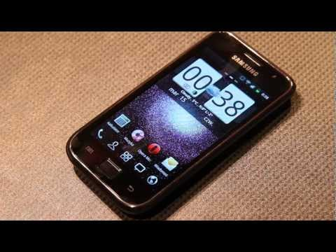 Samsung Galaxy S Plus + Recenzja