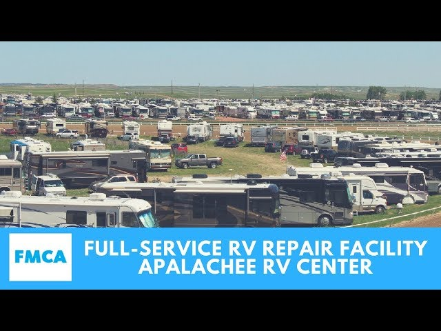 Apalachee RV Center RV Repair and Service, Georgia