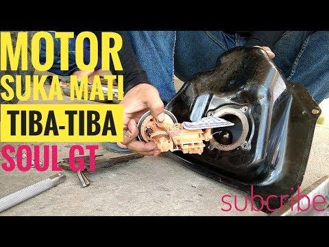 MOTOR MATI TIBA-TIBA # SOUL GT, MIO J