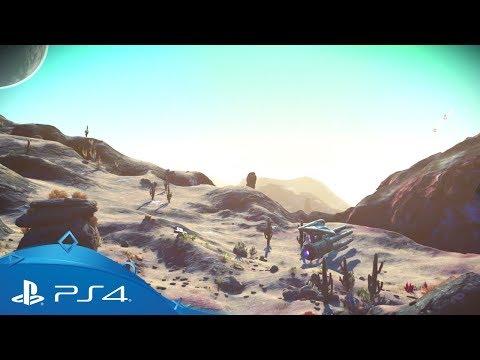 No Man's Sky | Atlas Rises Update | PS4