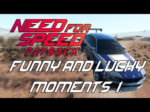 Funny And Lucky Moments - NFS Payback - Ep.1