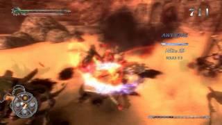 X Blade 106 Hits Gameplay