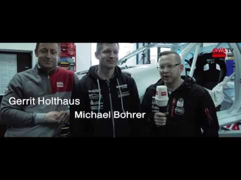 Vorbereitungen Motorsportsaison 2018: Das Clio-Team