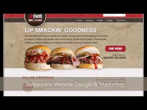 Dallas Website Design Portfolio - Web Site Development Dallas Texas
