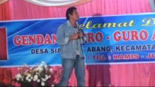 Sastrawan Tarigan - Dareh Megara  (Kerja Tahun Desa Siabang-abang 27-28 Juni 2013)