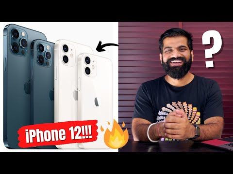 Apple iPhone 12 Series Is Here - Flagship x100 - Full Details & Indian Pricing🔥🔥🔥