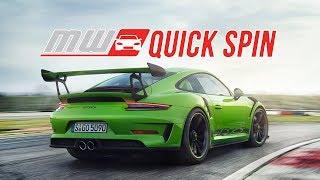2019 Porsche 911 GT3 RS | Quick Spin