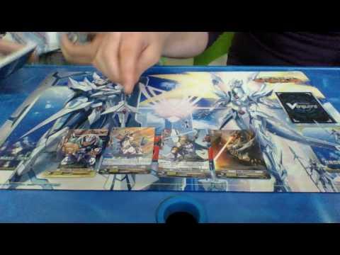 Game Vanguard Regole base del Gioco VANGUARD