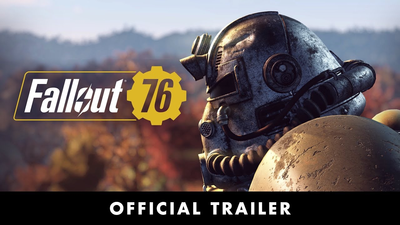 Fallout 76 Fallout 76 Official Trailer