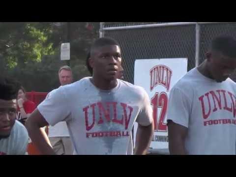 UNLV Football - Meet the Freshman: Tykenzie Daniels