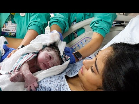 THE BIRTH OF OUR BABY GIRL   official labor and delivery *first time labor*