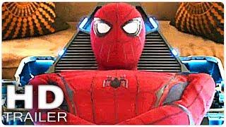 SPIDERMAN HOMECOMING Trailer 3 German Deutsch   Marvel Filme 2017