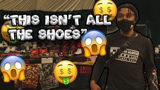 👀GUY HAD 175 PAIRS OF SHOES!🤑|FIRST VLOG EVER in with RetroJordanFiend AT SNEAKER EVENT IN CHICAGO