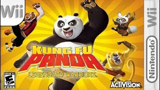 Longplay of DreamWorks Kung Fu Panda: Legendary Warriors