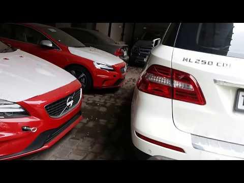 Luxury Used Cars for Sale in Chennai   BMW , Benz , Volvo, Audi   Walkaround 1080p