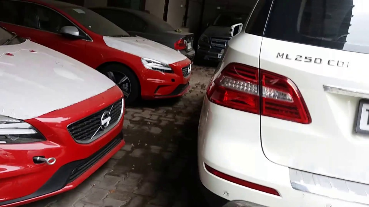 Luxury Used Cars For Sale In Chennai Bmw Benz Volvo Audi