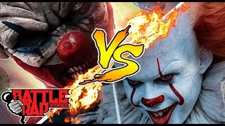 🎈🎈PENNYWISSE (IT) VS CLOWNTERGEIST 🎈🎈- IVANGEL MUSIC | BATALLAS DE RAP