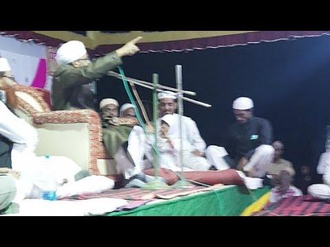 22/01/19 Live Bayan Mufti Haroon Nadvi  in Dhamangaon Zila Buldana Maharashtra