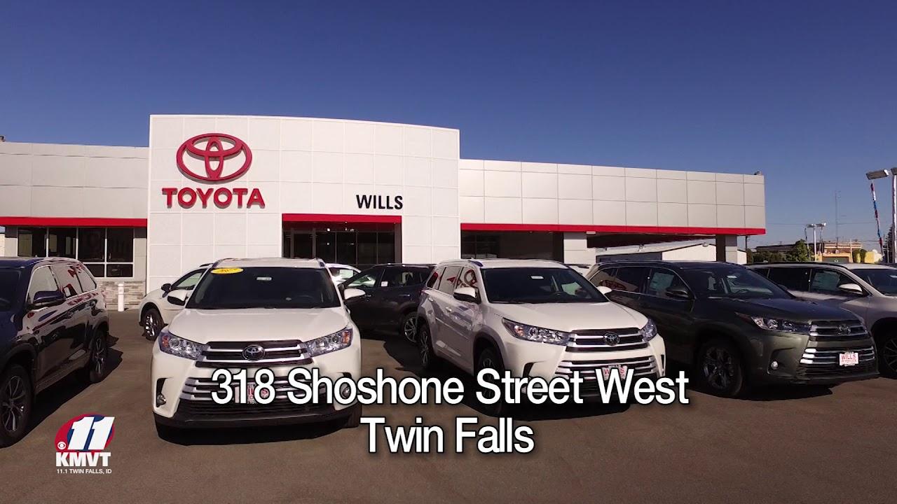 Wills Toyota KMVT ID #5