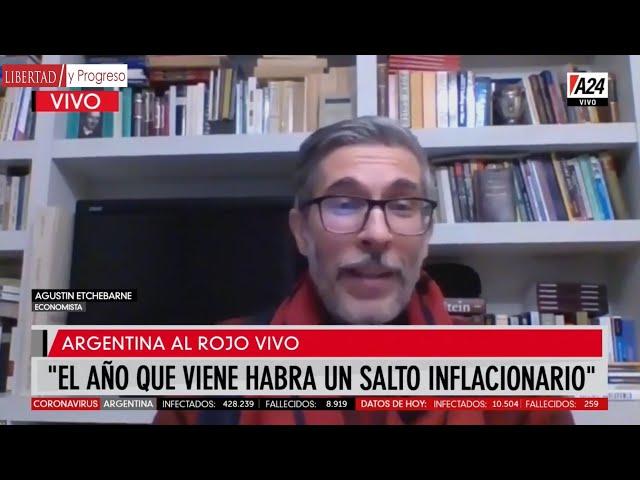 Agustin Etchebarne: