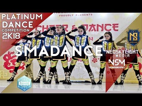 SMADANCE I@Platinum Dance Competition Eightfest 2018 [@Neoskylightmedia]