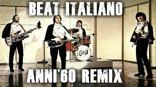 Beat Italiano Anni 60 Remix Mashup featuring Nada, Caselli, Dalla, Corvi - PastaGrooves12