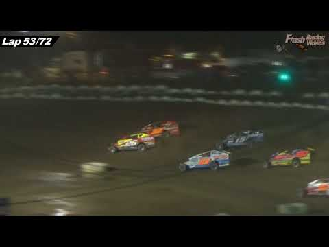 9/2/18 Modified Coalcracker 72 Highlights -  Big Diamond Speedway