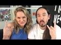 Steve Aoki LIVE at Dim Mak HQ: 'Just Hold On' Music Video, Lauren Jauregui of 5H & More! | Billboard