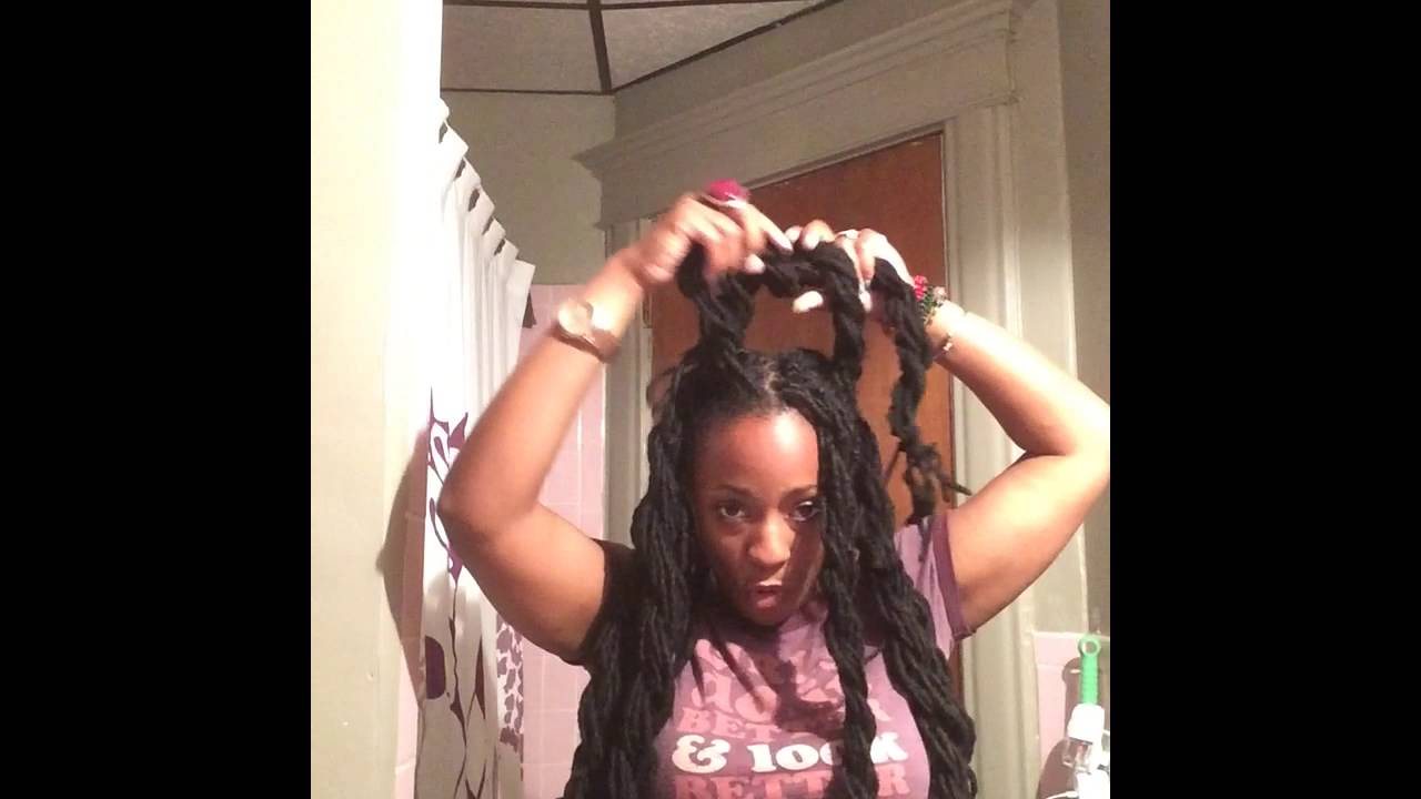 quick dreadlock styles
