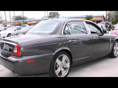 2008 Jaguar XJ Series Vanden Plas  YouTube