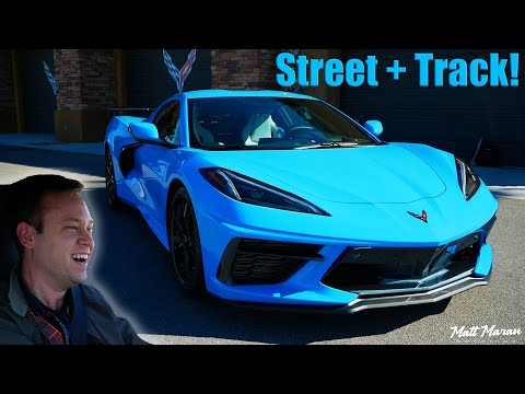 2020 Chevrolet Corvette Review – Mid-Engine Marvel!