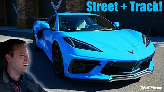 2020 Chevrolet Corvette Review - Mid-Engine Marvel!