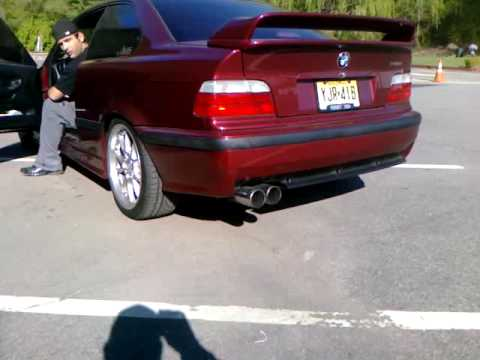 e36 m3 s52 euro race headers, straight pipes, remus exhaust, CIA, M50 manifolds, conforti tuning