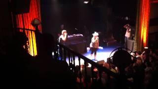 Aesop Rock & Kimya Dawson - Please Don't Tap on the Glass 5/14 Bowery