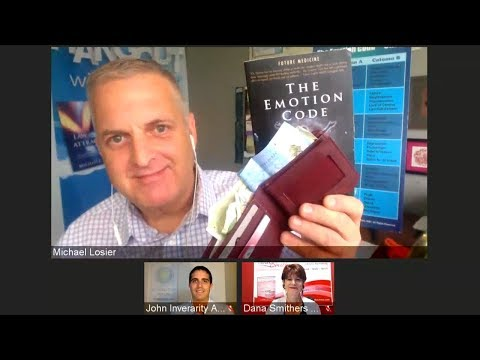 Episode #207 Money Blocks and The Emotion Code with Michael Losier and Panel