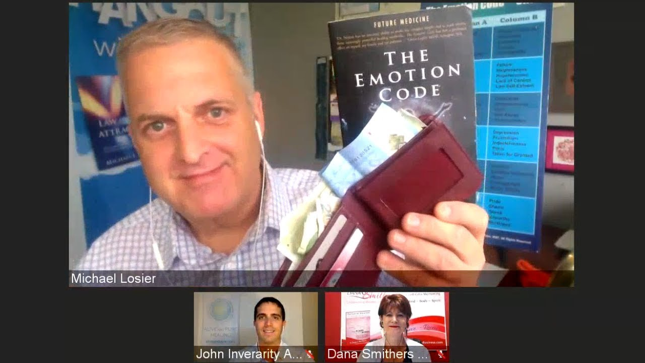 Episode 207 Money Blocks And The Emotion Code With Michael Losier