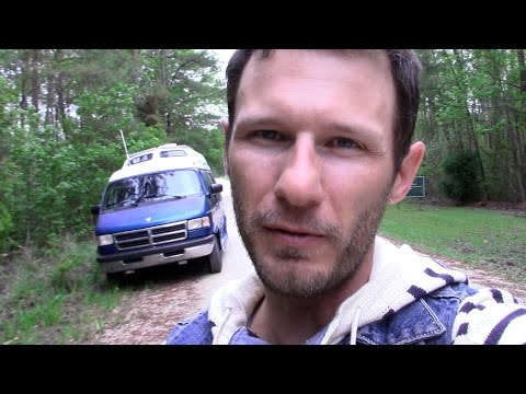 Take a Free Hot Shower in Any City while Traveling - RV Living Camper Van Life
