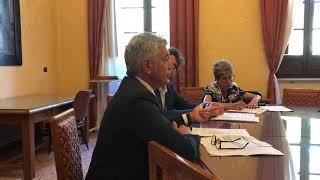 Ponte di Castelnuovo Vomano, le dichiarazioni del Presidente Di Sabatino - 6 Settembre 2018