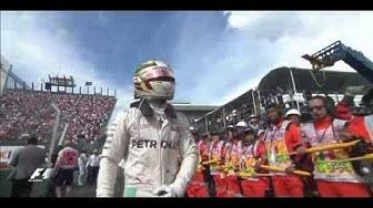 F1 Mexico GP - 30.10.2016 - Vettel vs. Verstappen - Vettel schimpft Charlie Whiting (F*** off)