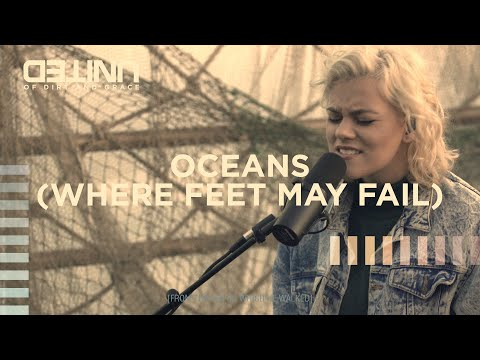 Oceans (Where Feet May Fail) LIVE -- of Dirt and Grace -- Hillsong UNITED
