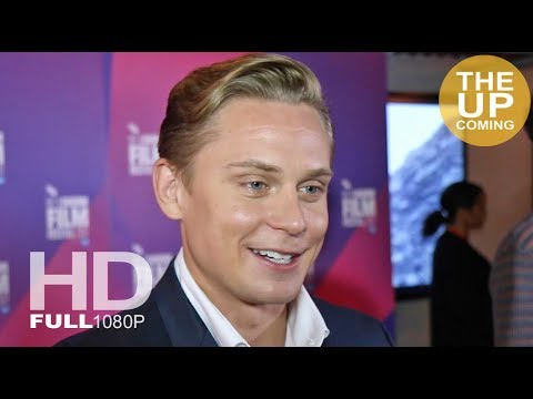 Download Youtube: Billy Magnussen interview at Ingrid Goes West premiere for London Film Festival