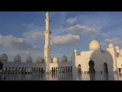THE BEST WEEKEND EVER in Abu Dhabi | NYUAD