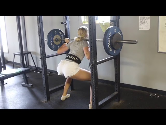 Power Hour Max Out Day: Back Squat