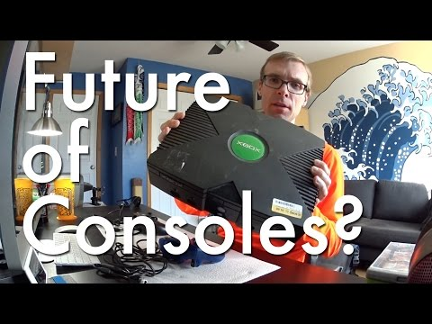 What's the Future of Console Gaming?