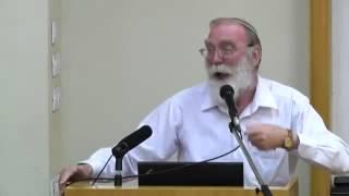 התשובה כזכרון מעשי של השואה - פרופ' אפרים מאיר, המחלקה למחשבת ישראל, אוניברסיטת בר-אילן
