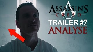 Repeat youtube video Assassin's Creed Le Film - Trailer 2 | Analyse (Easter Eggs, Théories...)