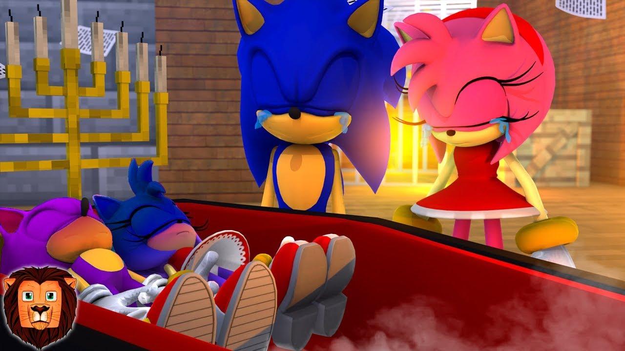 Exe Amy Cream And Sonic