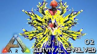 ARK: SURVIVAL EVOLVED - NEW SERVER IS CRAZY NUTS !!! ETERNAL PROMETHEUS TUNGUSKA E02