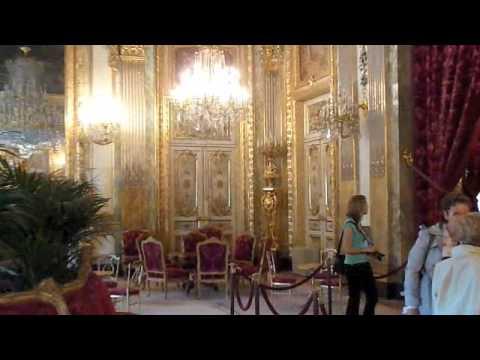 Napoleon III apartments at the Lourve