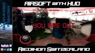 Airsoft HUD Gameplay
